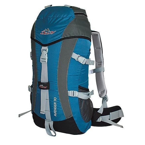 Batoh Doldy Advenger 40l - modrá