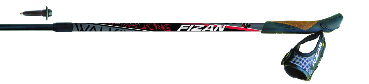 FIZAN NW Speed black