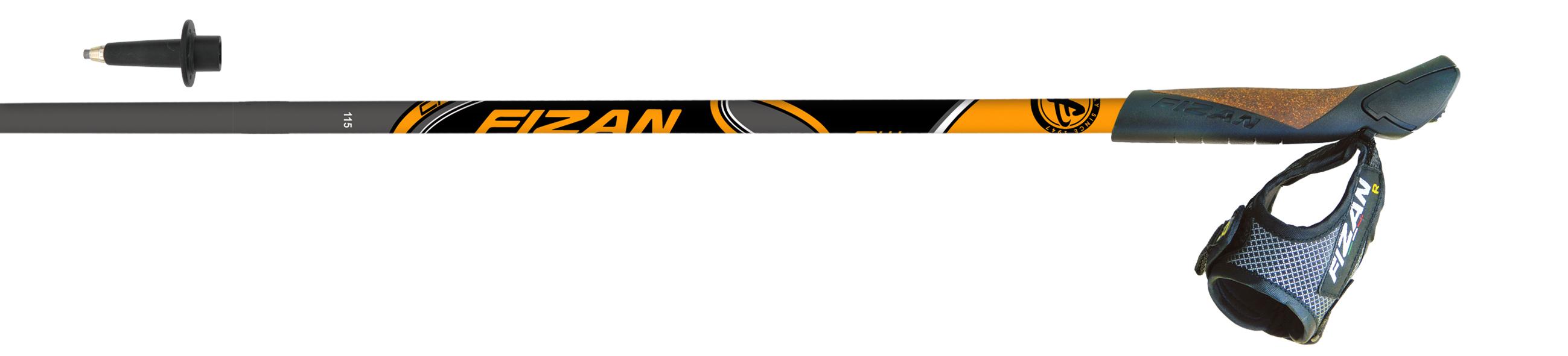 FIZAN NW Runner orange - 100cm